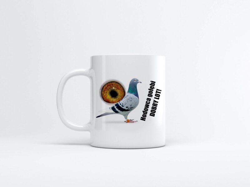 kubek hodowca gołębi gadżety dla gołębi